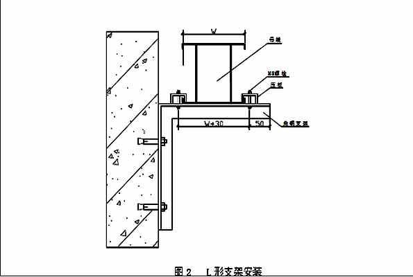 竖井母线槽安装方法